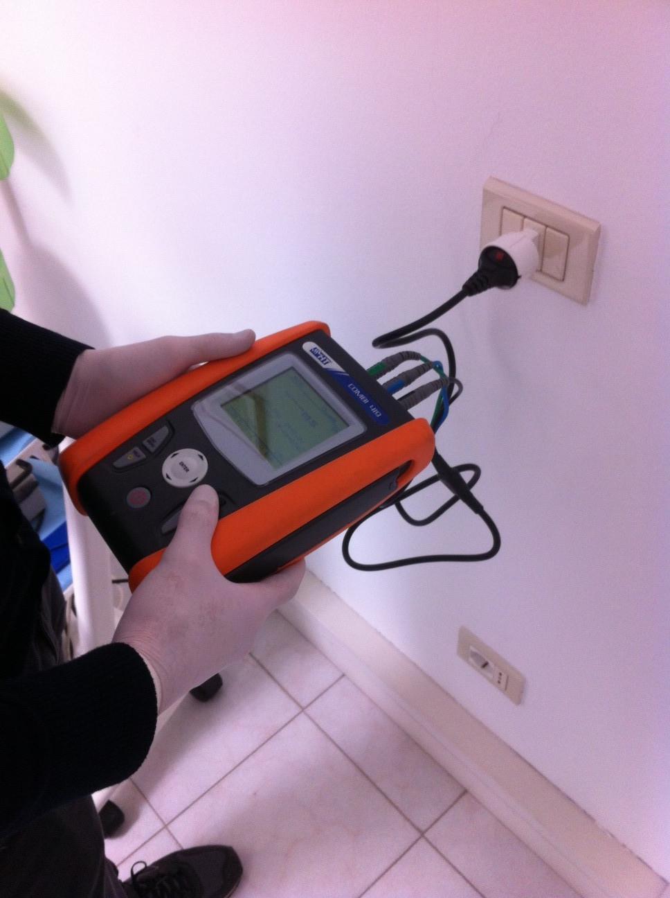 progettazione impianti elettrici e fotovoltaici verifiche impianto elettrico studi medici sicurezza delle apparecchiature elettromedicali 3