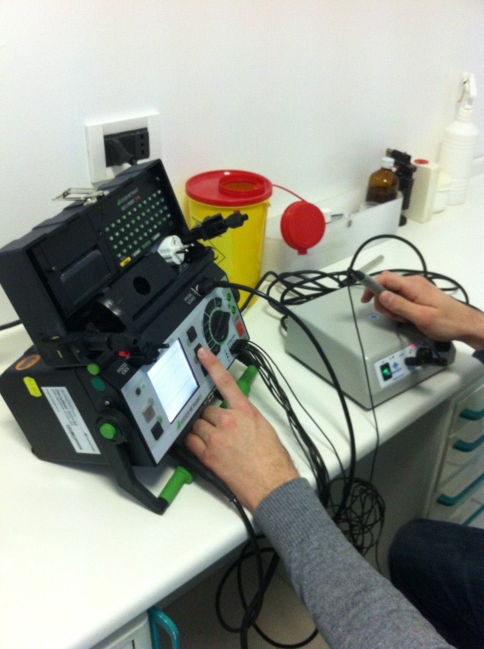 progettazione impianti elettrici e fotovoltaici verifiche impianto elettrico studi medici sicurezza delle apparecchiature elettromedicali 4
