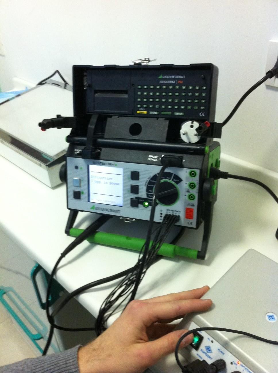 progettazione impianti elettrici e fotovoltaici verifiche impianto elettrico studi medici sicurezza delle apparecchiature elettromedicali 6